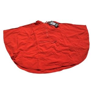 Jack Wolfskin Atacama Hooded  Poncho short sleeve